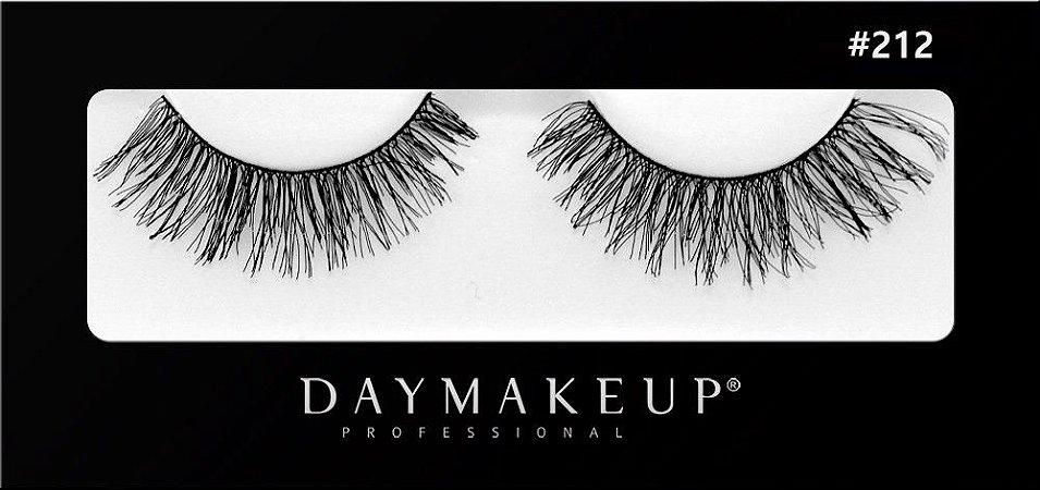 Cílios Postiços Modelo 212 - Day Makeup