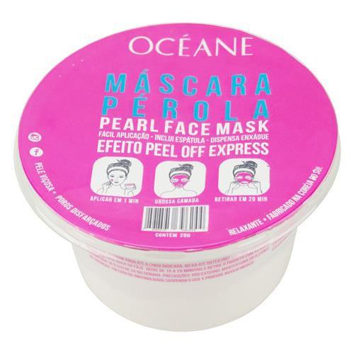 Máscara Facial Pérola - Oceane