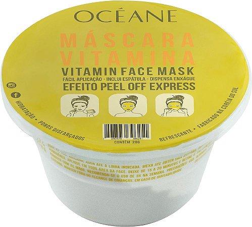 Máscara Facial Vitamina - Oceane