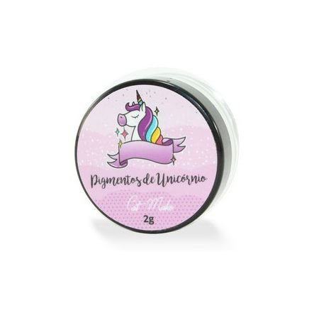 Pigmentos de Unicórnio - Cat Make
