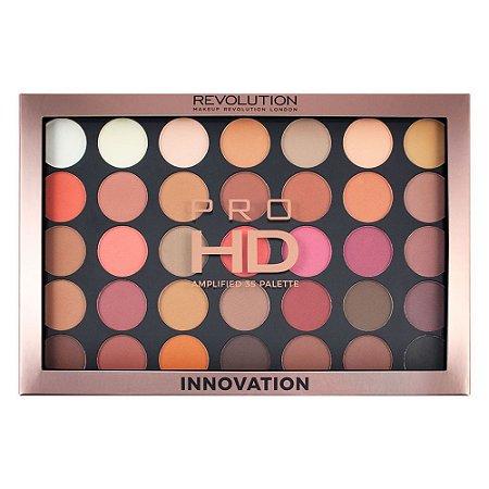 Paleta com 35 Sombras Modelo Innovation - Revolution