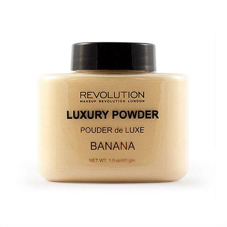 Pó solto Banana - Revolution