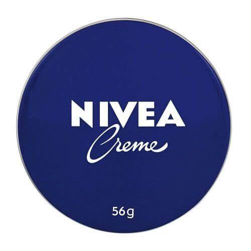 Creme hidratante lata 56g - Nivea
