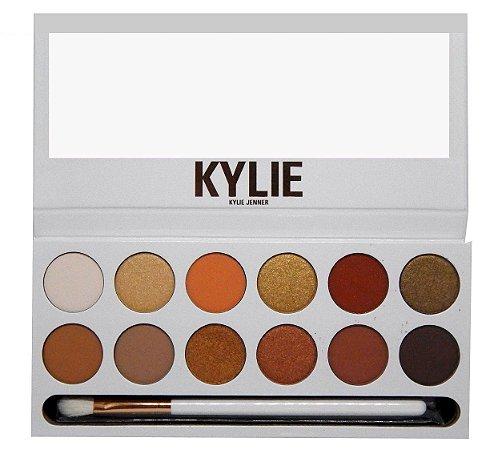 Paleta de Sombras Bronze Extended - Kylie