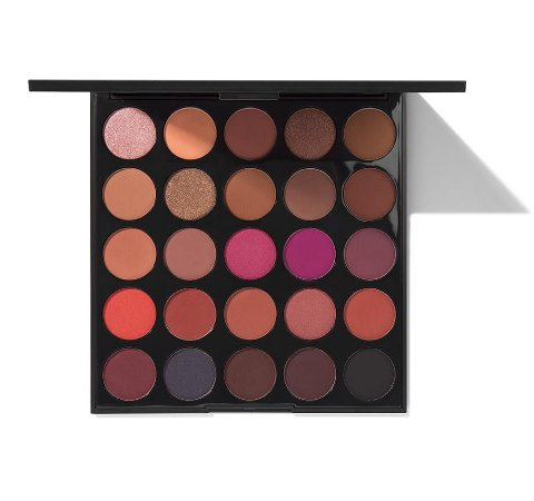Paleta 25 Cores de Sombras Blend the Rules 25C - Morphe