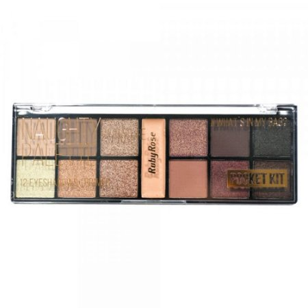Paleta de sombras Naughty by Nature - Ruby Rose