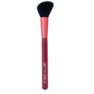 Pincel Chanfrado para Blush L15 - Luv Beauty