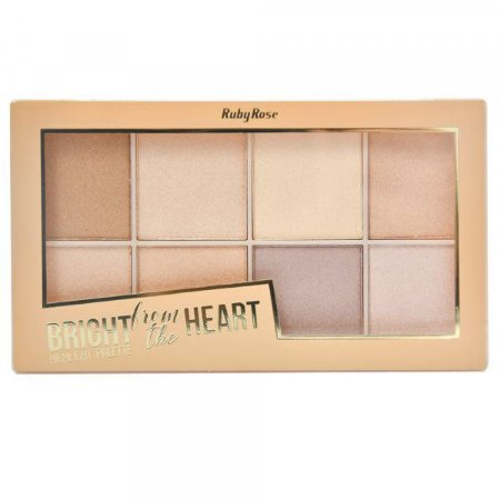 Paleta de Iluminadores Bright from the Heart - Ruby Rose