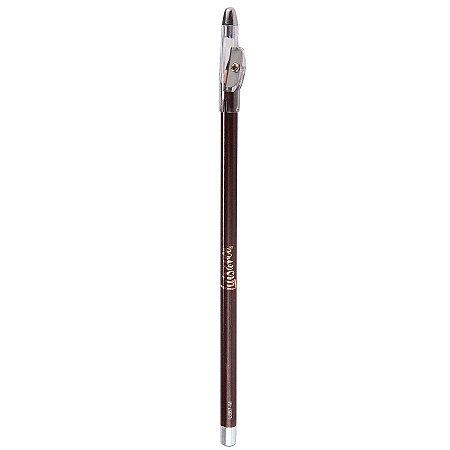 Lápis de Olhos com apontador Marrom - Luisance