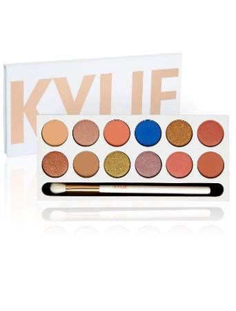 Paleta de Sombras The Royal Peach - Kylie