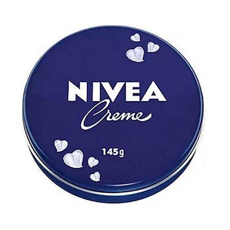 Creme hidratante lata 145g - Nivea