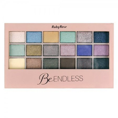 Paleta de sombras Be Endless - Ruby Rose