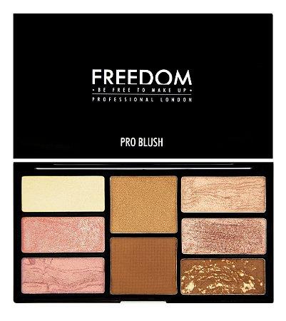 Paleta Pro Blush Bronze and Baked - Makeup London