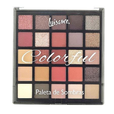 Paleta de sombras Colorful - Luisance
