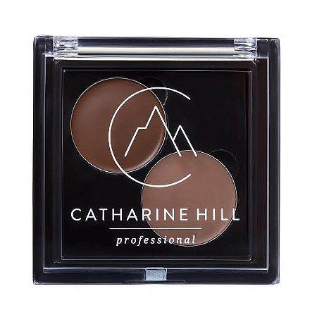 Sombra em creme para sobrancelhas - Catharine Hill