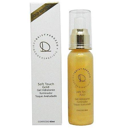 Gel Hidratante Soft Touch Gold - Deisy Perozzo