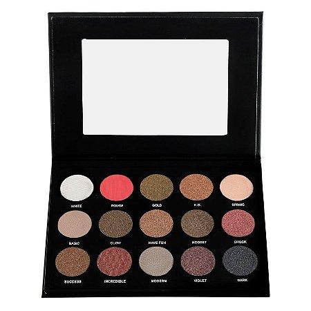 Paleta de sombras Incrível Look - Luisance