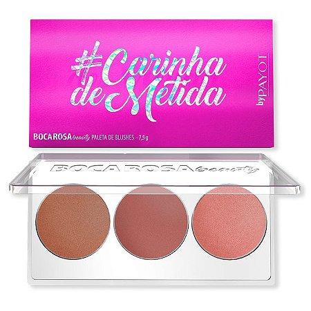 Paleta De Blush Boca Rosa #CarinhaDeMetida - Payot