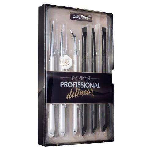 Kit profissional para delinear WB700 - Macrilan