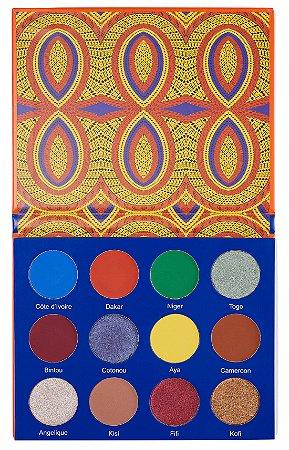 Paleta de Sombras Afrique - Juvia's Place