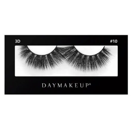 Cílios postiços 3D #10 - Day Makeup