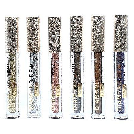 Sombra líquida Glitter Diamond - Tango