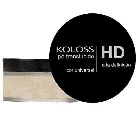 Pó Translúcido HD cor Universal - Koloss