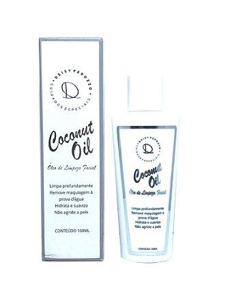 Óleo de limpeza Facial Coconut Oil - Deisy Perozzo