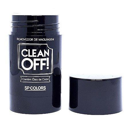 Removedor de Maquiagem Clean Off - SP Colors
