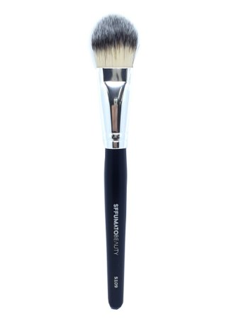 Pincel Lingua de Gato para Base S109 - Sffumato Beauty