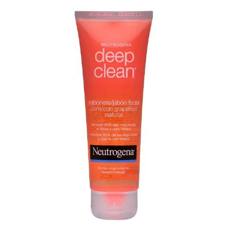 Sabonete Facial Deep Clean - Neutrogena