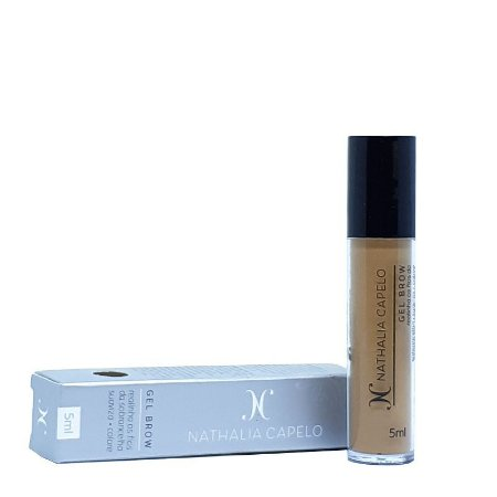 Gel Brow cor Natural - Nathalia Capelo