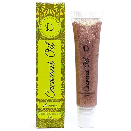 Gloss Recuperador Coconut Oil Glamour - Deisy Perozzo