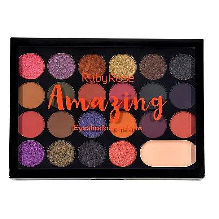 Paleta de sombras Amazing - Ruby Rose