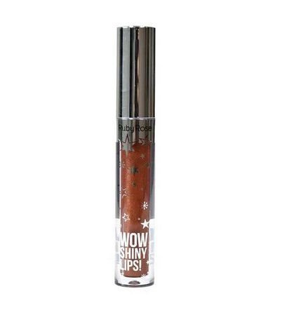 Gloss Labial Wow Shiny Lips - Ruby Rose
