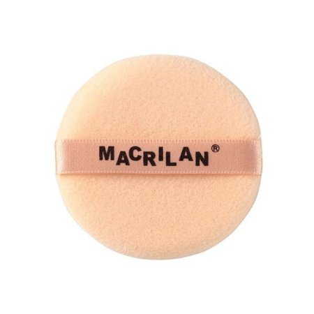 Esponja para maquiagem aveludada EJ1-6 - Macrilan