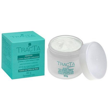 Creme clareador antissinais - Tracta