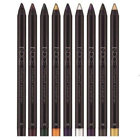 Lápis em Gel para Olhos - Indice Tokyo