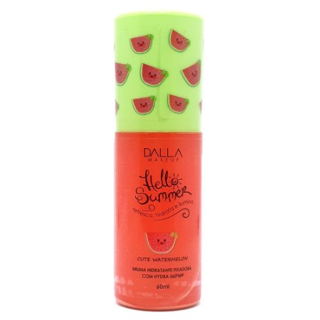 Bruma Fixadora Hello Summer Cute Watermelon - Dalla