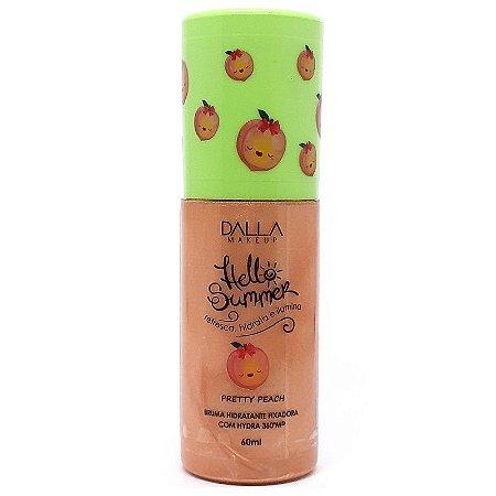 Bruma Fixadora Hello Summer Pretty Peach - Dalla