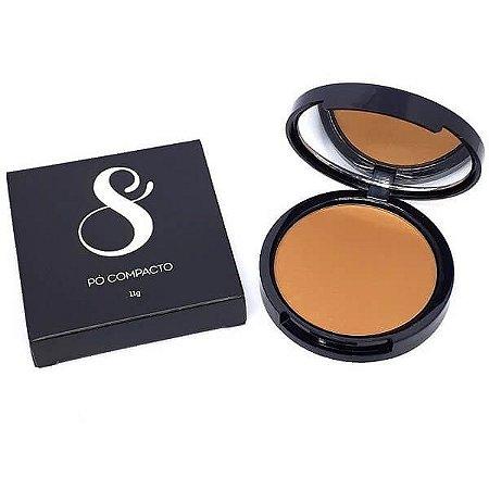 Pó compacto cor Dion - Suelen Makeup