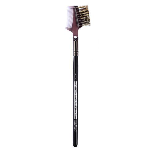 Pincel Pente e escova para cílios e sobrancelhas B119 - Macrilan