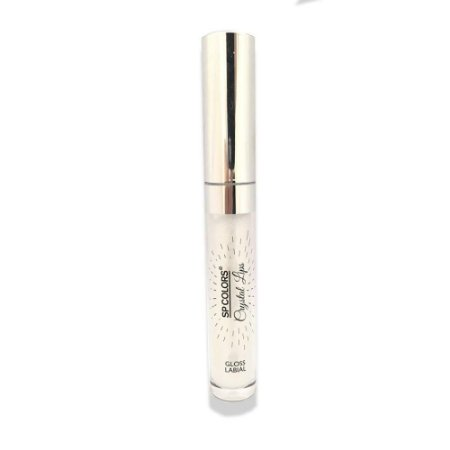 Gloss Labial Metálico Crystal Lips - SP Colors