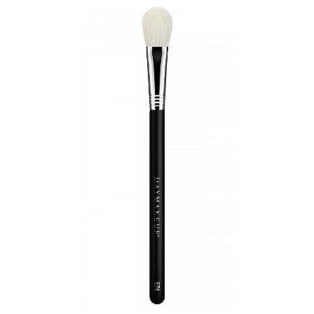 Pincel curto para iluminador F74 - Day Makeup
