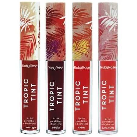 Lip Tint Tropic Tint - Ruby Rose