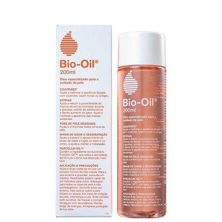 Óleo para cuidado da pele 200ml - Bio Oil