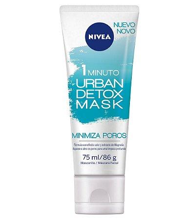 Minimiza Poros Urban Skin Detox Mask - Nivea
