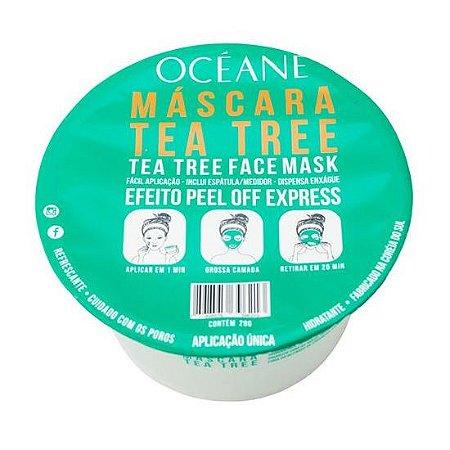 Máscara Facial Tea Tree - Oceane