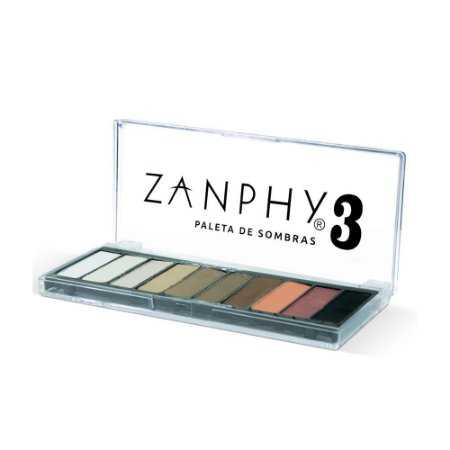 Paleta de sombras Naked 3 - Zanphy
