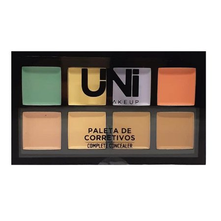Paleta de Corretivos - Uni Makeup
